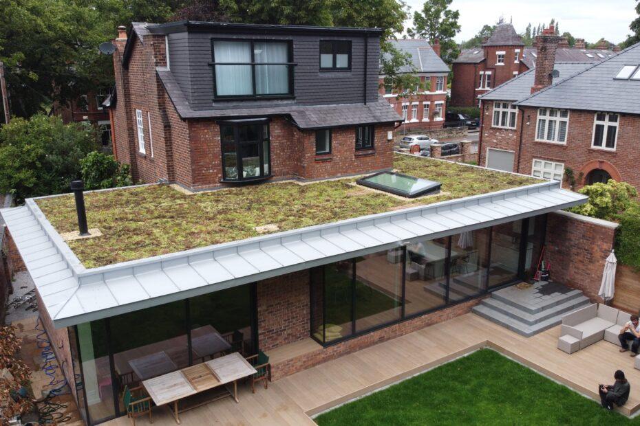 Manchester Sempergreen green roofs UK (1)